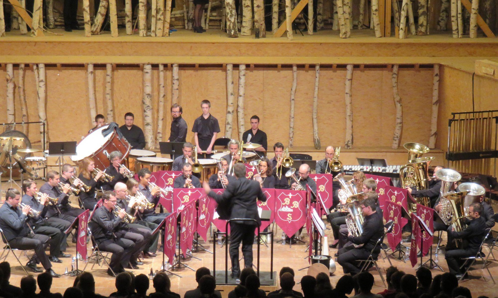 Brass Band des Savoie